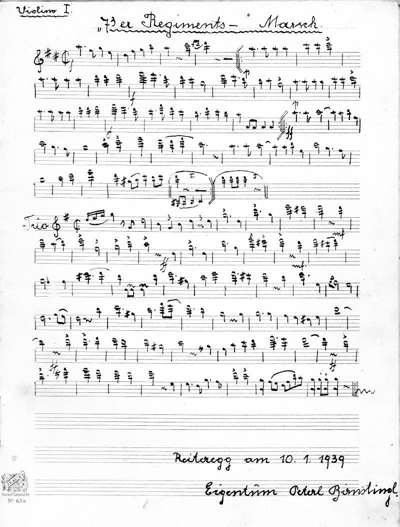 Stücke aus Reiteregg - alte steirische Tanzmusikstücke, Heft 2